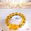 Thumbnail: Natural citrine pixiu bracelet