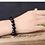 Thumbnail: Blue Tiger Eye Stone Beaded Bracelet for Women