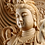 Thumbnail: 3 Buddhist Temple Statue, Amitabha Guanyin Bodhisattva