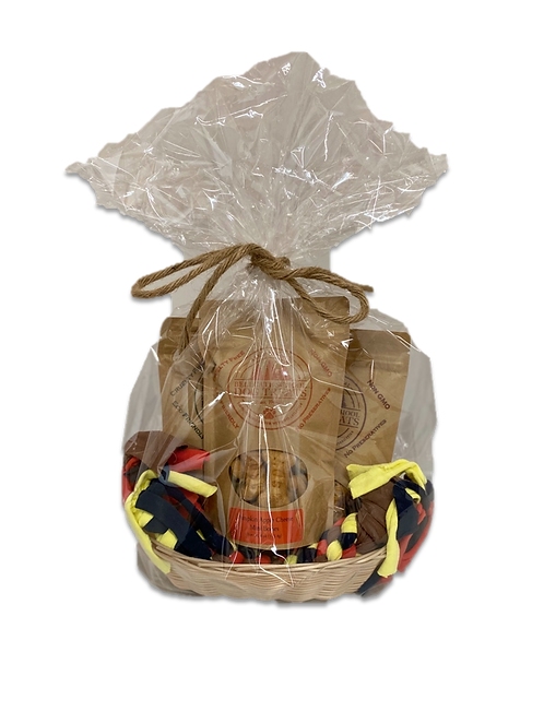 Limited Edition Bellcate School Dog Treats Gift Basket