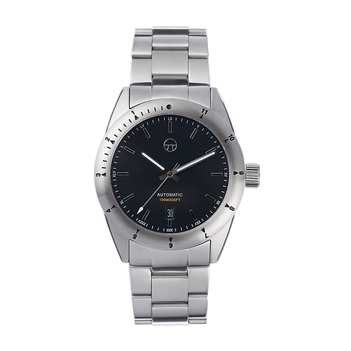 PROJECT-A ONYX • AN AUTOMATIC WATCH