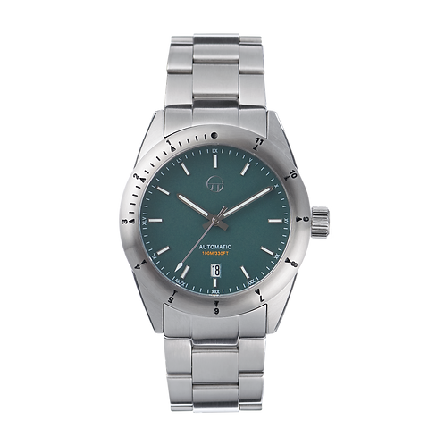 PROJECT-A EMERALD • AN AUTOMATIC WATCH