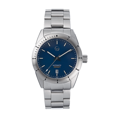 PROJECT-A SAPPHIRE • AN AUTOMATIC WATCH