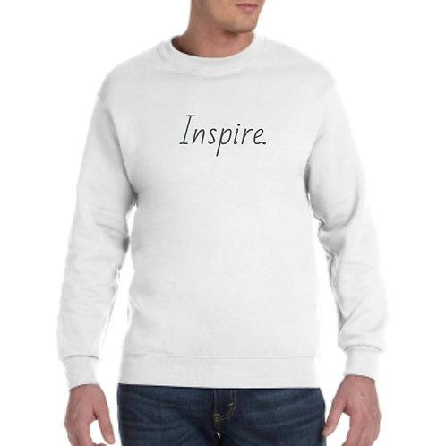 Inspire Crewneck - White