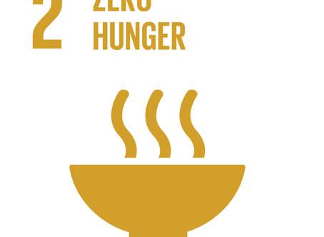 SDG of the Month - SDG 2
