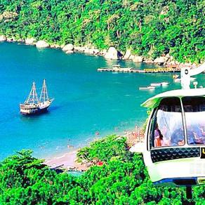 Rota Costa Verde & Mar – Balneário Camboriú, Parque Unipraias e Laranjeiras