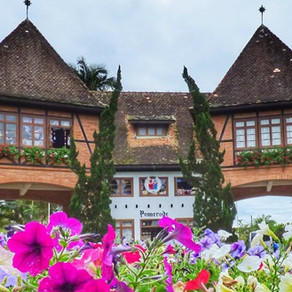 Rota Vale Europeu – Pomerode, Blumenau e Brusque