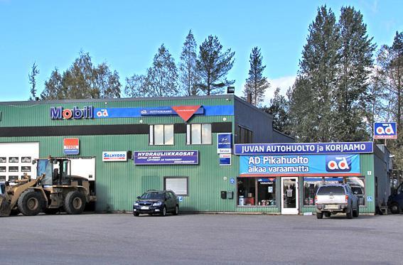 Juvan Autohuolto