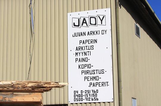 Juvan Arkki Oy