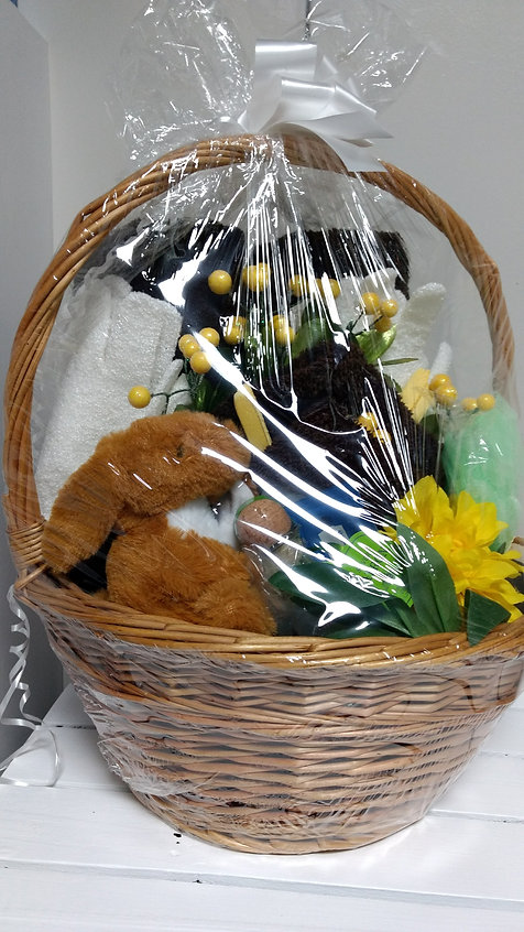 Spa Gift Basket for Weddings, Mother's Day, Birthdays, Valentine's Day