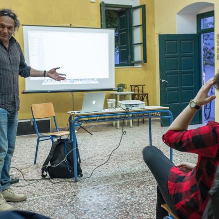 Workshop - Michail Moscholios