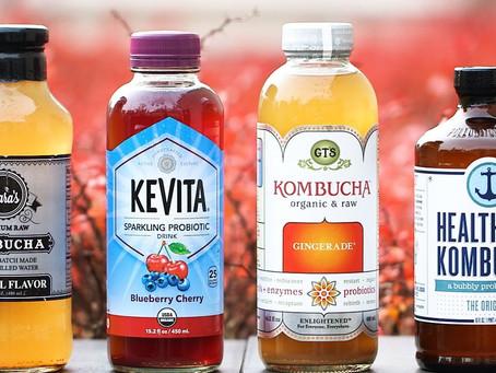 Le Kombucha, la boisson aux mille  vertus
