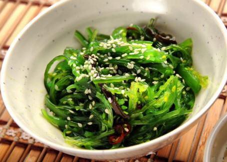 Les algues, les apports en iode?