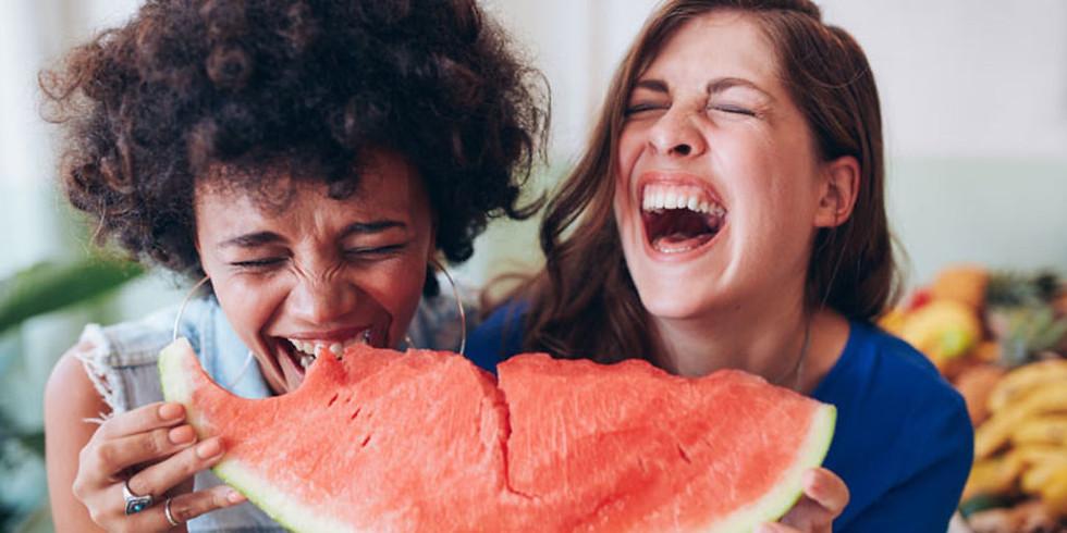 La nourriture du bonheur : corps et esprit
