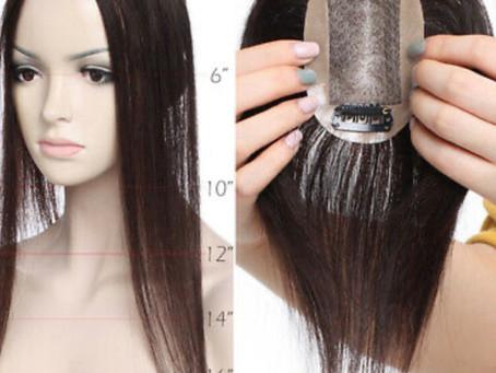 Women hair pieces