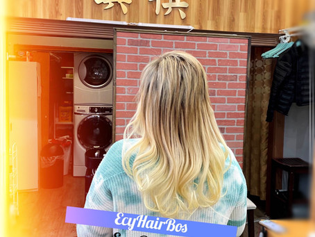 EcyHairBos Ultrasonic Cold Fusion Hair Extension