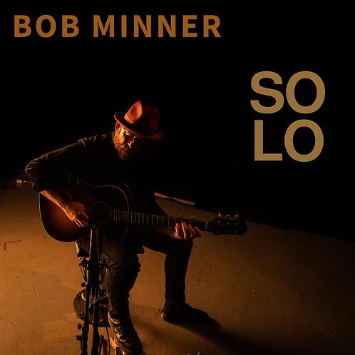 SOLO - Bob Minner - CD