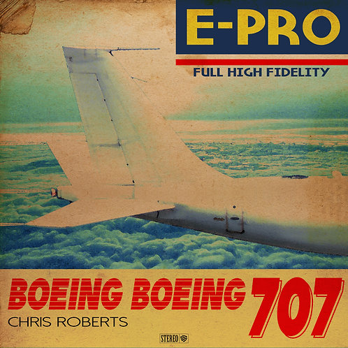 Boeing Boeing 707 - Chris Roberts - CD