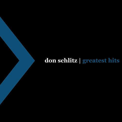 Greatest Hits - Don Schlitz - CD