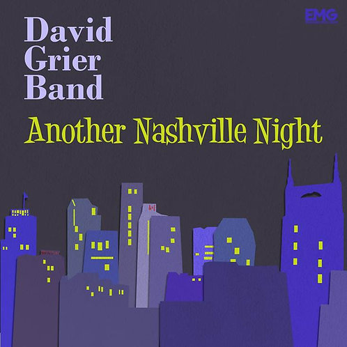 Another Nashville Night - David Grier Band - CD