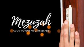 Mezuzah: The Word of Yahweh is Our Gatekeeper