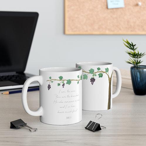 I am the Vine Mug