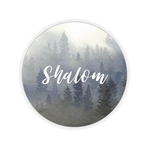 Shalom Sticker