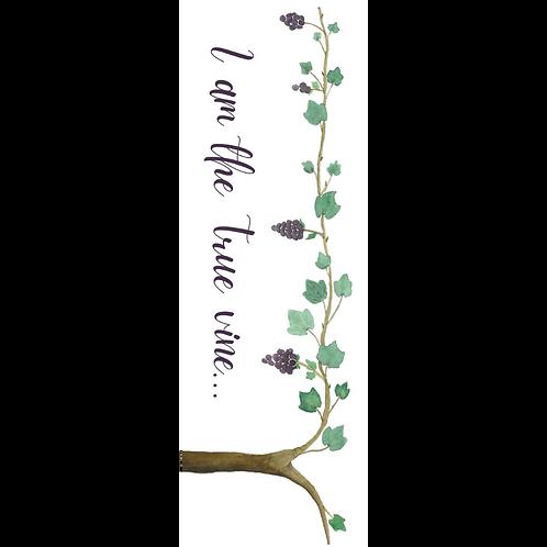 True Vine Bookmark