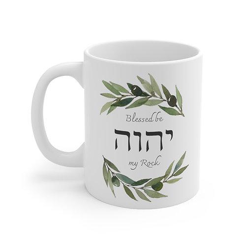 YHVH My Rock Mug