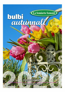 Catalogo Bulbi Autunnali 2020
