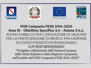 POR Campania FESR 2014-2020