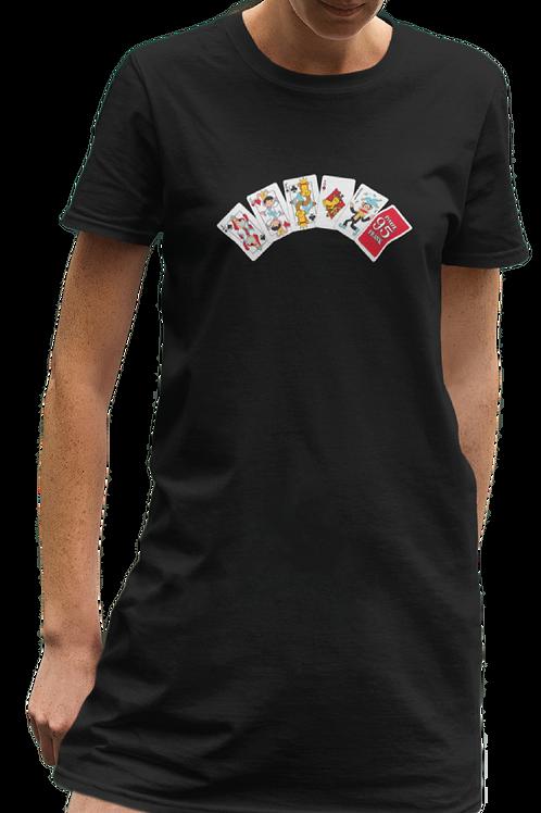 Paul Frank Women T-Shirt Dress