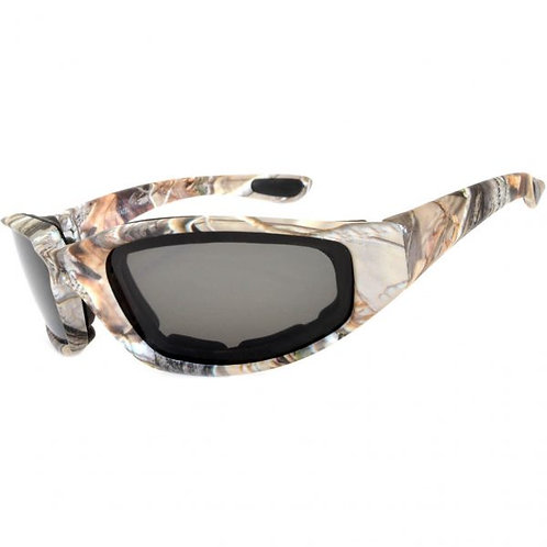 Camo Padded Riding Glasses