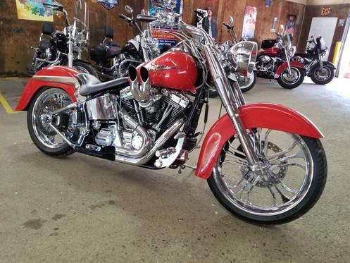2002 Harley Davidson Heritage Softail Classic
