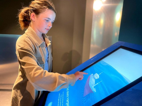 ATLANTERHAVSPARKEN, ny utstilling vitensenter åpner høsten 2021