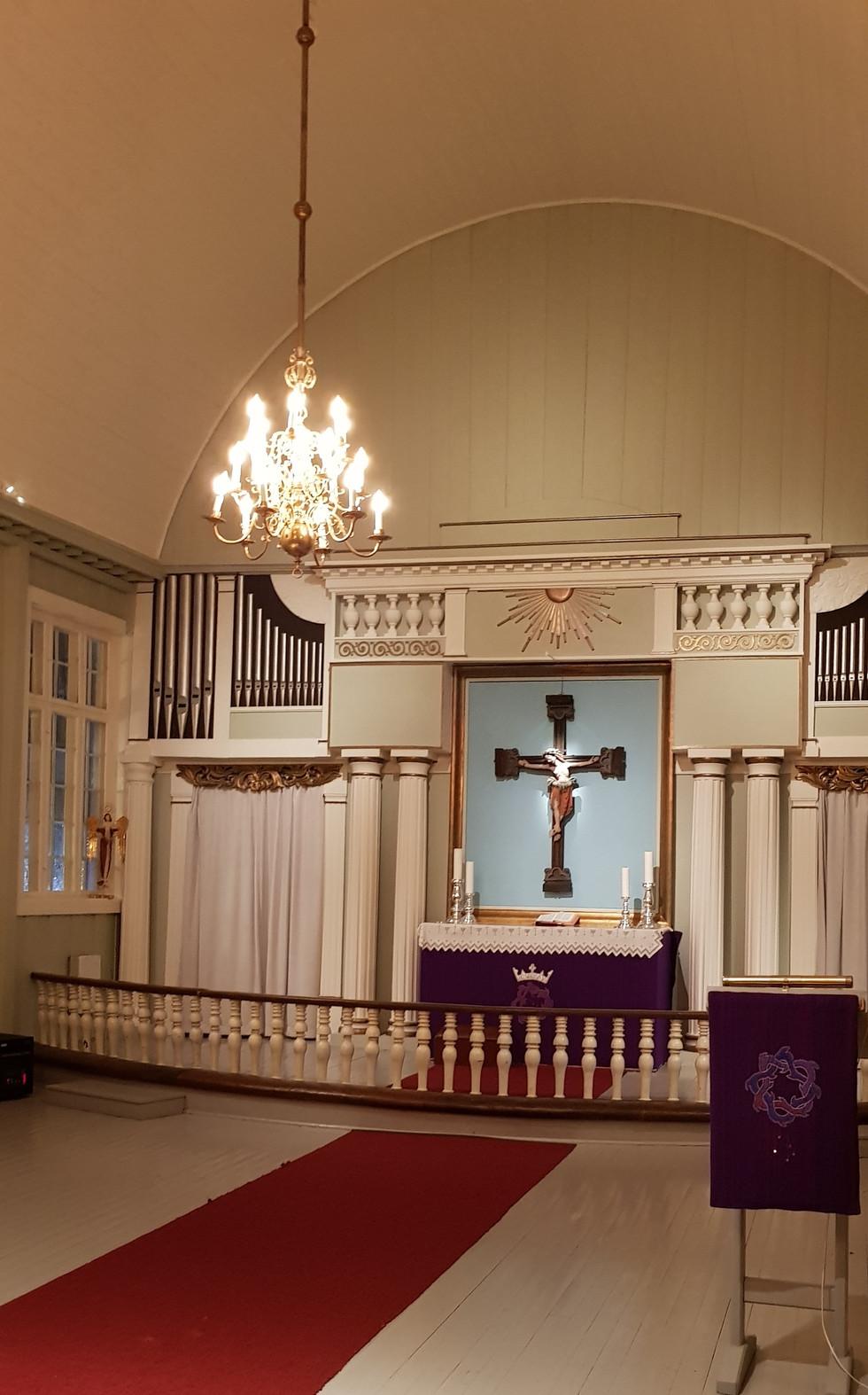 Vinger kirke