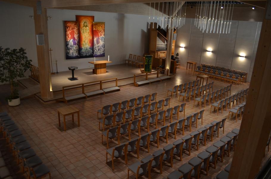 Storhamar kirke