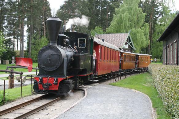 Norsk Jernbanemuseum, ny utstilling åpner høsten 2020