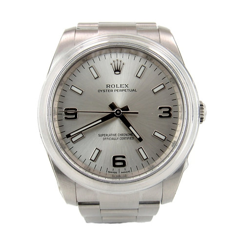 Rolex Oyster Perpetual Men's Watch 35 mm