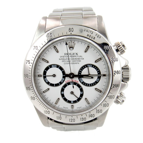 Rolex Daytona Stainless Steel Men's Watch 1999