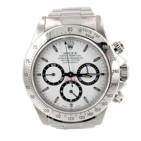 Rolex Daytona Stainless Steel Men's Watch 1999