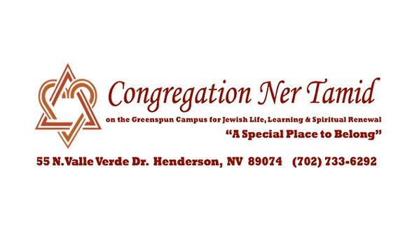 Congregation Ner Tamid logo