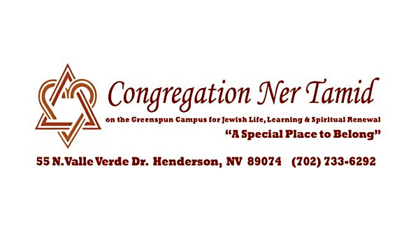 Congregation Ner Tamid logo