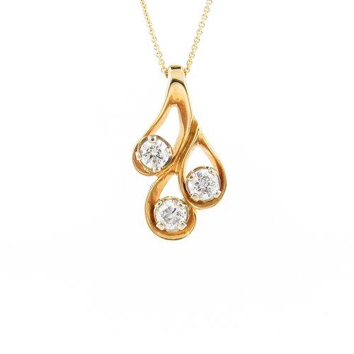Jewelry store las vegas trigon diamonds 090ctw diamonds 090ctw diamonds trilogy family pendant audiocablefo light Images