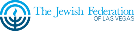 The jewish federation of Las Vegas logo