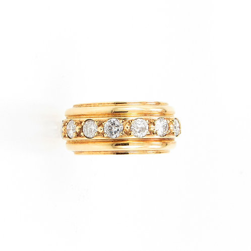 2.25ctw Round Diamonds Eternity Ring