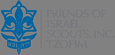 Scouts logo, Friends of israel scouts inc. logo, Tzofim logo