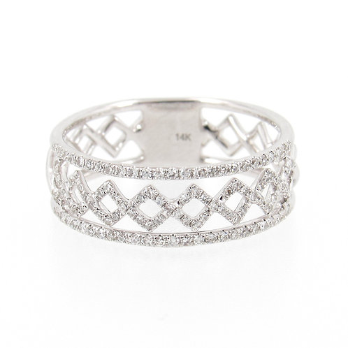 0.24 ctw Diamond Ring Front