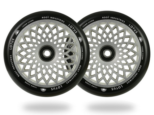 Scooter Wheels Root Lotus Raw 120mm