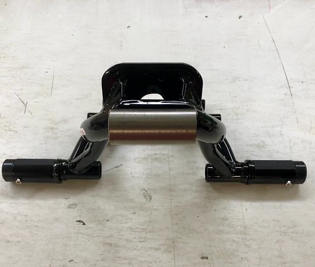 Honda Grom Subcage 12 Bar Combo